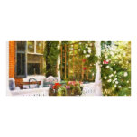 Victorian - Come stay with us Personalised Rack Card