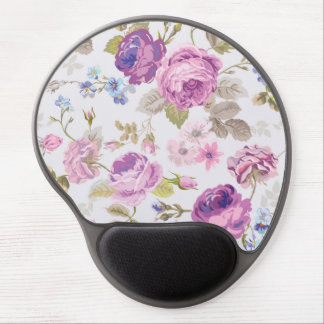 Victorian,country,lavender,shabby,chic,roses,paris Gel Mouse Pad
