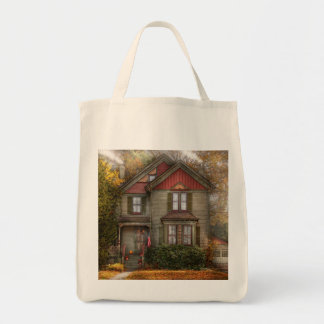 Victorian - Cranford, NJ - Only the best things Grocery Tote Bag