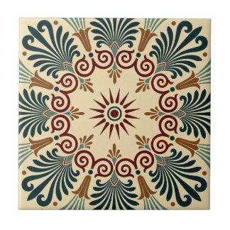 Victorian Design #5 @ Susiejayne Small Square Tile