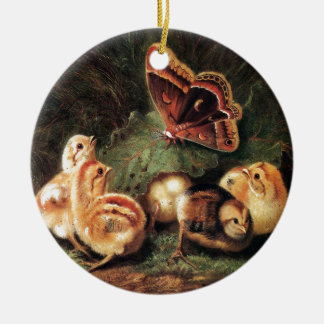 Victorian Easter Ornaments