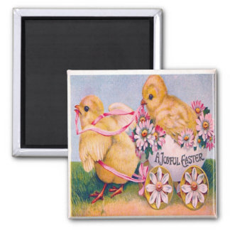 Victorian Easter Magnet