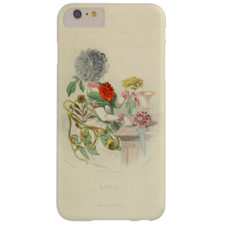 Victorian Fairy Flower Tea Barely There iPhone 6 Plus Case