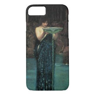 Victorian Fine Art, Circe Invidiosa by Waterhouse iPhone 8/7 Case