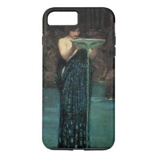 Victorian Fine Art, Circe Invidiosa by Waterhouse iPhone 8 Plus/7 Plus Case