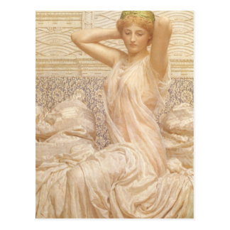 Victorian Fine Art, Silver by Albert Joseph Moore Postcard
