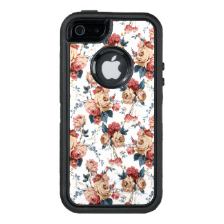 Victorian floral pattern otterbox case 7