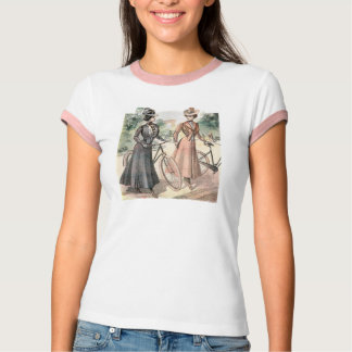 Victorian French Fashion T Shirts