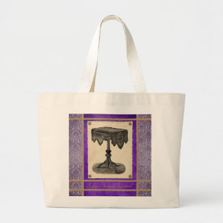 Victorian Furniture Ornate Antique Table Bag