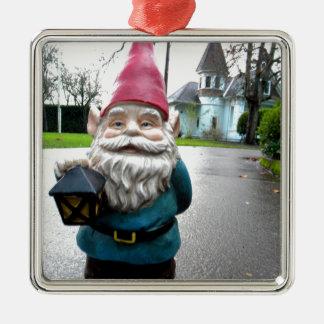 Victorian Gnome Christmas Tree Ornament