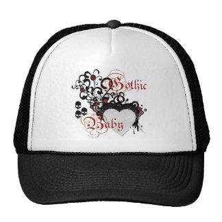 Victorian gothic cap