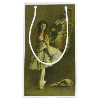 Victorian Gothic Fairy Gift Bag Small Gift Bag