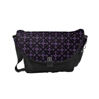 Victorian Gothic Messenger Bag