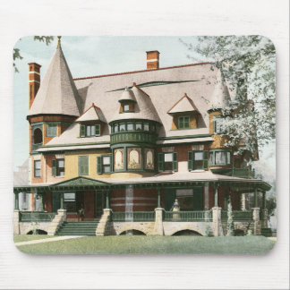 Victorian House Mousepad #2