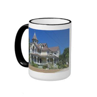 Victorian House  Mug