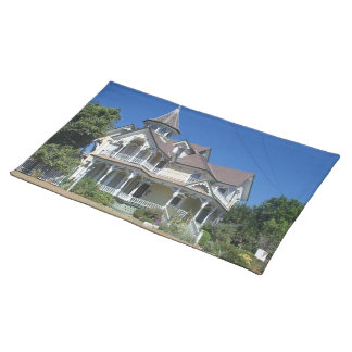 Victorian House place mat