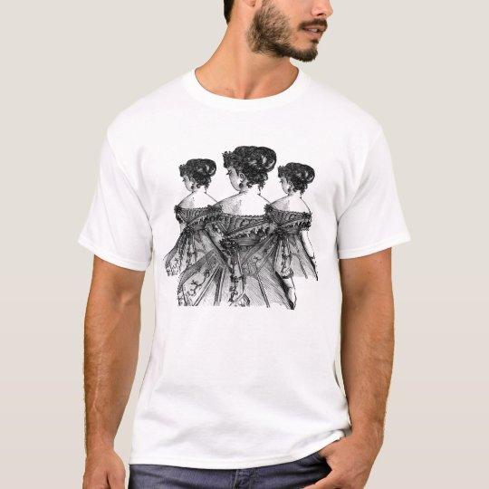 Victorian Lady edun LIVE Ladies T-Shirt
