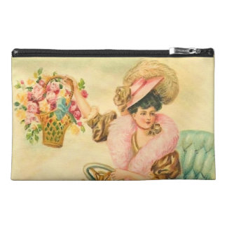 Victorian Lady Travel Accessory Bag