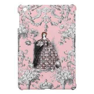 Victorian Lass on Dauphine Pink iPad Mini Covers