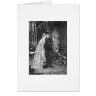 Victorian Love Card