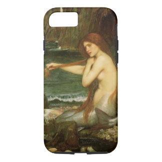 Victorian Mythology Art, Mermaid by JW Waterhouse iPhone 7 Case