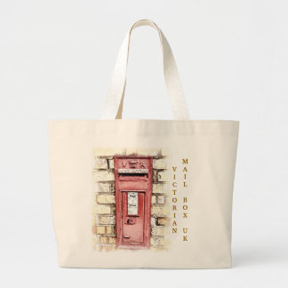 VICTORIAN OLD ENGLAND UK TOTE BAGS