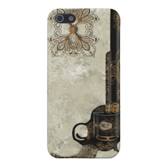 Victorian Pistol Case For iPhone 5