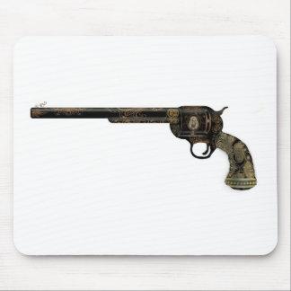 Victorian Pistol Mouse Pad