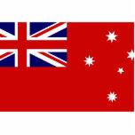 Victorian Red Ensign, Australia flag