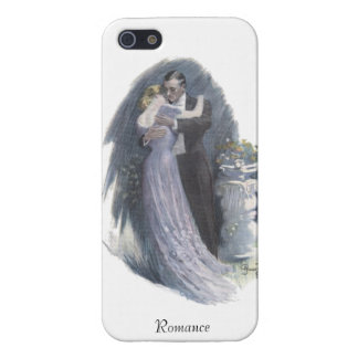 Victorian Romance iPhone Case Case For iPhone 5