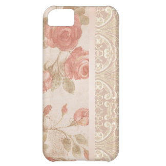 Victorian Roses and Lace iPhone 5C Case