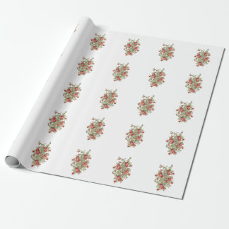 Victorian Roses, Wrapping Paper