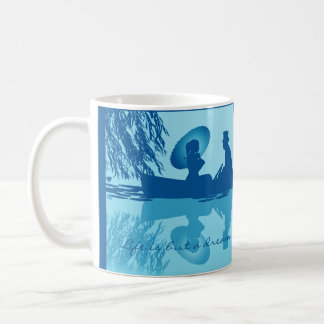 Victorian Rowboat Mug