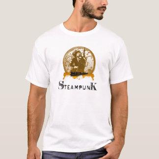 Victorian steampunk space gal T-Shirt