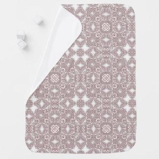 victorian style pattern pramblankets