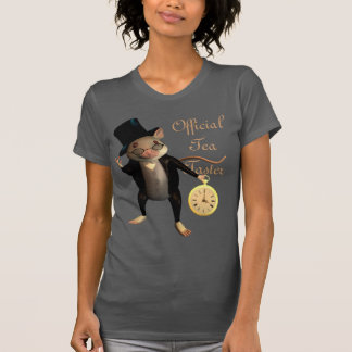 Victorian Tea Mouse T-shirts
