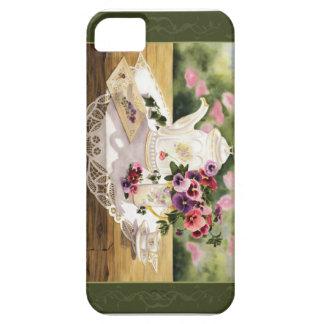 """Victorian Tea' Phone Case"