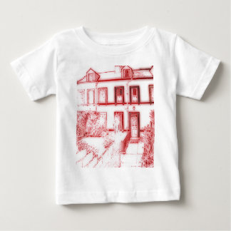 Victorian Terrace House Baby T-Shirt