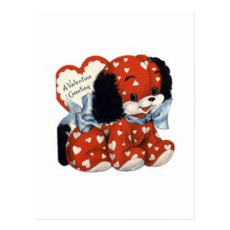 Victorian Valentine's Day Postcard