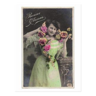 Victorian Vintage Postcard