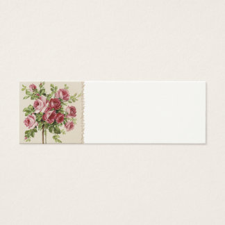 Victorian Wedding Place Setting Cards