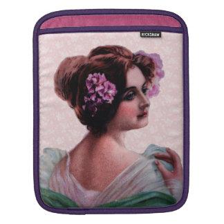 Victorian Woman iPad Sleeve