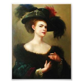 Victorian Woman Wall Art, Victorian Wall Art, Art Photo Print