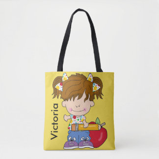 Victoria's Personalized Gifts Tote Bag