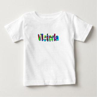 Victoria's t-shirt
