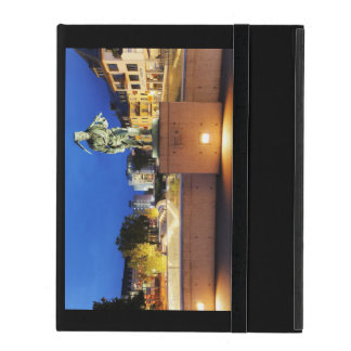 Victories miner Henner on the victory bank iPad Case