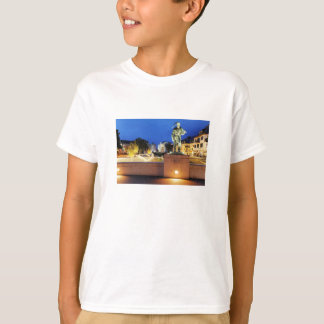 Victories miner Henner on the victory bank T-Shirt