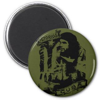 Victoriosa Cuba Magnet