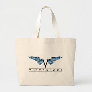 Victorious Canvas Bag