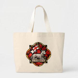 Victorious Lamb Tote Bag